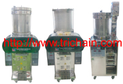Herb decocting and packing machine/Chinese herbal decocting and package combination machine